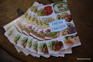 Fresh Canteen Flyers