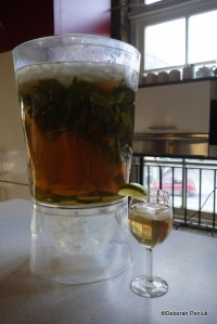 Refreshing Herbal Iced Tea