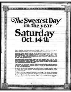 SweetestDayEditorial1922