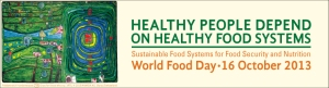 World Food Day Banner
