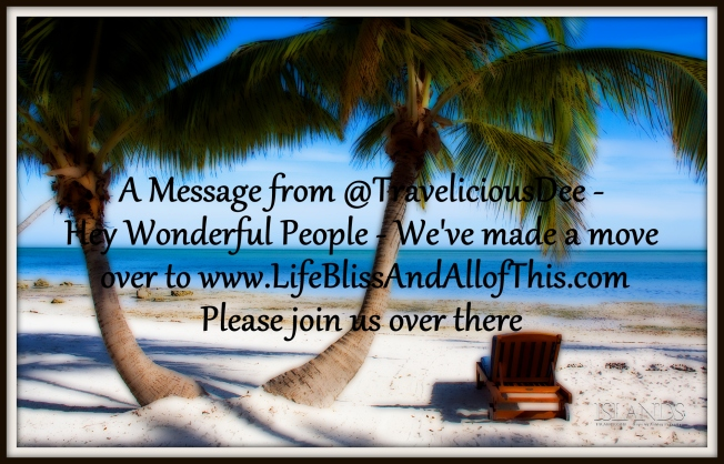 We've moved on over to www.lifeblissandallofthis.com - Join us there!
