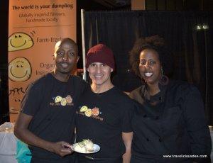 My Little Dumplings, Chef Bashir Munye and Crew