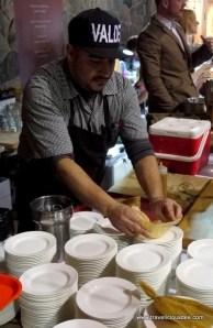Valdez, Chef Steve Gonzalez