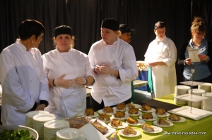 Culinary Students of Bendale Business & Technical Institute/Eastdale Collegiate Institute