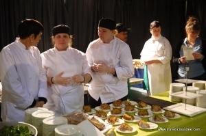 Culinary Students of Bendale Business & Technical Institute/Eastdale Collegiate Institute