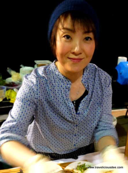 Yumiko Kobayashi Facebook Chef Yumiko Kobayashi