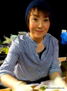 Chef Yumiko