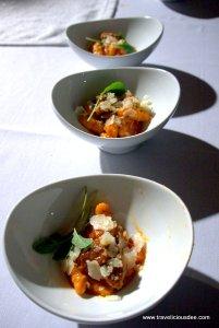 Sweet Potato Gnocchi with Wild Boar Ragu